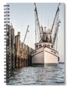 Miss Sandra - Port Royal Spiral Notebook