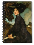 Miss Thea Proctor Spiral Notebook