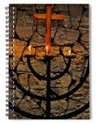Missing Prayer Spiral Notebook