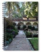 Mission 3 Spiral Notebook