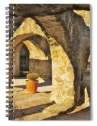 Mission Arches Spiral Notebook