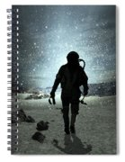 Mission Completed Spiral Notebook