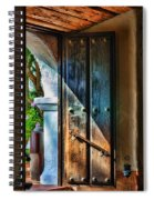 Mission Door Spiral Notebook