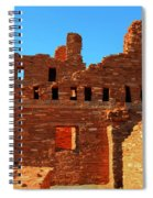 Mission Ruins At Abo Spiral Notebook