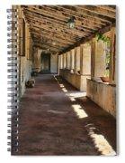 Mission San Carlos Borromeo De Carmelo Spiral Notebook