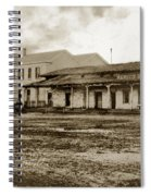 Mission San Francisco De Asis Mission Dolores And Mission House Calif. 1880 Spiral Notebook