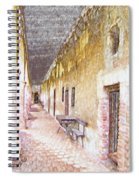 Mission San Juan Capistrano No 5 Spiral Notebook