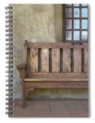 Mission Still Life II, Mission San Juan Capistrano, California Spiral Notebook