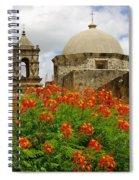 Mission Summer Spiral Notebook