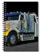 Mission Towing Hdrcatr2999-13 Spiral Notebook