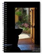 Missions Side Door Spiral Notebook