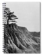 Mississippi Erosion, 1936 Spiral Notebook