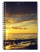 Mississippi Gulf Coast Beauty Spiral Notebook