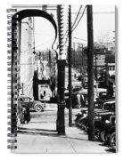 Mississippi Vicksburg Spiral Notebook