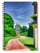 Missouri Botanical Garden Pathway Spiral Notebook