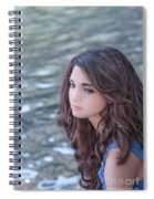Mistress Of Dreams Spiral Notebook