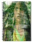 Mistress Of The Wind Spiral Notebook
