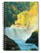 Misty 2 Spiral Notebook