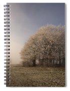 Misty Morn Spiral Notebook