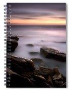 Misty Water Spiral Notebook