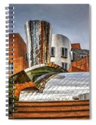 Mit Stata Building Center - Cambridge Spiral Notebook