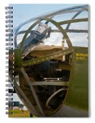 Mitchell Bomber Spiral Notebook
