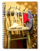 Mittens Spiral Notebook