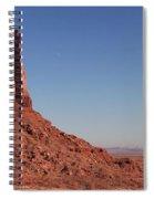 Mittens Landscape Spiral Notebook