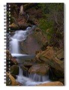 Mix Canyon Creek Spiral Notebook