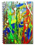 Mixed Up Spiral Notebook