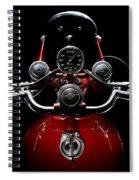 Mm 250 Ss Super Sport Handlebar Spiral Notebook