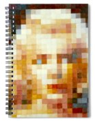 Marylin Spiral Notebook