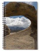 Mobius Arch Spiral Notebook