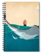 Moby Spiral Notebook