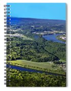 Moccasin Bend Spiral Notebook