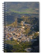 Moclin Castle Spiral Notebook