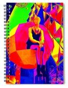 Mod Muse Spiral Notebook