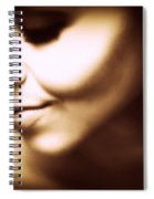 Model - Beauty Spiral Notebook