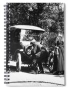 Model T Ford, 1919 Spiral Notebook
