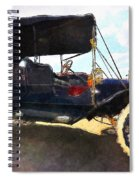 Model T Ford Spiral Notebook
