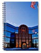 Modern Architecture Spiral Notebook