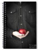 Modern Day Adam Spiral Notebook