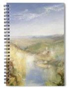 Modern Italy - The Pifferari, 1838 Spiral Notebook