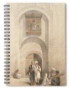 Modern Mansion, Showing The Arabesque Spiral Notebook