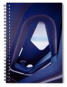 Modern Serenity Spiral Notebook
