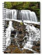Mohawk Falls Spiral Notebook