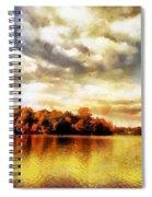 Mohegan Lake 2 Spiral Notebook
