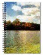 Mohegan Lake 3 Spiral Notebook