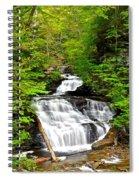 Mohican Falls Spiral Notebook