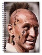 Mohican Spiral Notebook